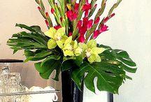Flower arrangements hotels