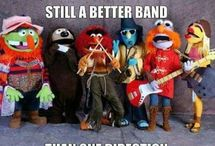 The Muppets :) / OMG I Love The Muppets :D xxx