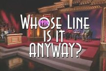 Who's line is it anyway