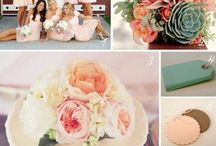Weddings & colour combinations / ideas for wedding colours
