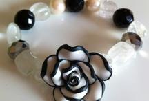 Alcuni Bijoux Creativi ! / Bijoux creati con l'utilizzo di pietre dure, perle renaissance, Swarovski.