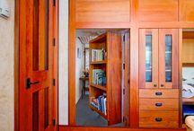 Security safe door