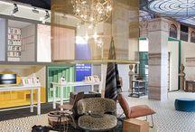 Meubels / Meubels, gespot op de Woonbeurs Amsterdam (nu vt wonen&design beurs) 2014