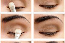 makeup / by Reagan Lindsey