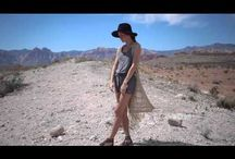 VIDEOS / My videos while created traveling featuring fashion brands, hotels, destinations, and more.