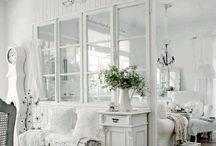 Déco intérieur blanc