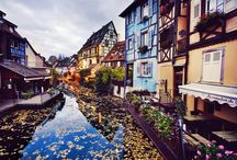 Most Beautiful Villages Worldwide / Looking at this fairytale villages, you realize why poets always inspire rural environment – there are easier to breathe, think and act.