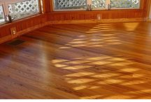 Wood Flooring: Heart Pine Select Clear - Antique River-Recovered®