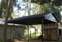 Carports / Call Design Pro Screens today for all your Central Florida Carport needs!  407-339-1090
