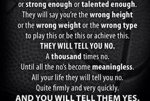 Inspire quotes ;)