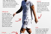 Tips for Football Players / Check this board for more tips for football players.