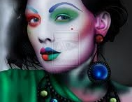 Alex Box makeup / Im in love with this makeup artist!!!