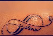tattoos / by Anita Maude