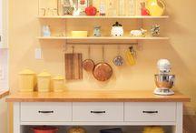 Kitchen / by Bec Benson