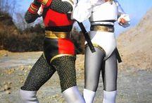 Tokusatsu | Super Sentai