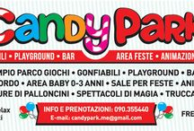 CANDY PARK / PARTY