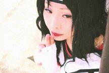 ch : yūhi kurenai  [ 夕日紅 ] / naruto • konohagakure • kunoichi • daihappan • yin release • gemini  —  glory like a violet blooming a single day.