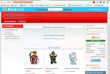 AFOL Resources / Websites and tools for the Adult Fan of Lego