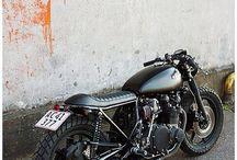 Moto Mejsel / Motorcyklar