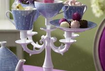 Diy Cake Stands / by Amy Ressa