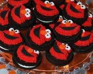 GIRLY Elmo party!