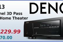 Sales!! / Denon AVR1513 Save $70!