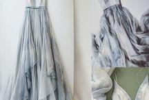 Dlhé šaty na stužkovú