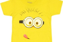 Despicable Me  / by Beckah Hollowell