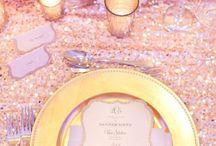 золото-розовый стиль