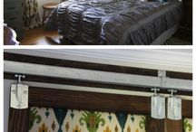 Bedroom / DIY Ideas / by Wynee Helton