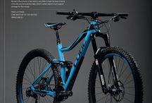 mountain bikes bicycles