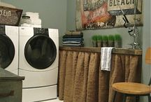 Laundry Room / by Guinn Smith