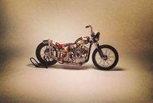 motor cyklar