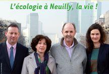 Canton de Neuilly-sur-Seine / Élections départementales Canton de Neuilly-sur-Seine, une liste soutenue par le PRG, EELV & Génération écologie !
