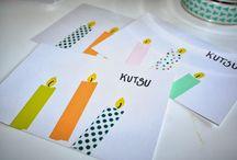 paper crafts / by Sam Cousins