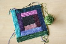 Knit - Blankets / by Tyra Wahl