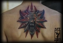 The witcher tatoo