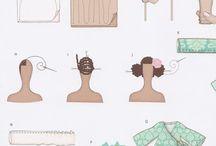 Muñecas y Tildas / Muñecas, moldes, modelos