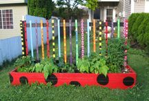 The kids Garden! / This board is for my kids garden.  / by Love Marquardt