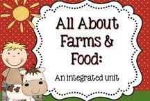 Farm Lesson Ideas / by Lauren Dabrowski