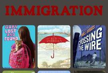 Immigration / Immigration reform, facts and quotes. Information about Mexican immigration and Canadian immigration and global immigration in America.
