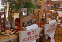 Christmas Decor Ideas / by Sarah Lees