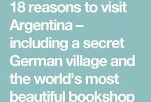 Argentina Patagonia tour