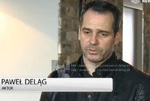 """Интервью: """"TeleMagazyn"""" / Павел Делонг - Pawel Delag"""