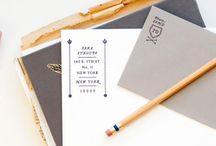 Paper Goods / by Sasha Grubor