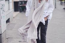 The WHITE SHIRT / Crisp white shirts