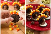Tasty Turkey Day / Everything you'll need to have a terrific turkey day! You'll find everything from decorations, desserts, and all types of traditional dishes. Enjoy!!!