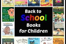 Book Lists - First Days of School