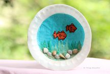 paper plate crafts / paper plate crafts