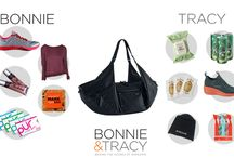 Inside our Gym Bags / What we're totin' to the studio and beyond!